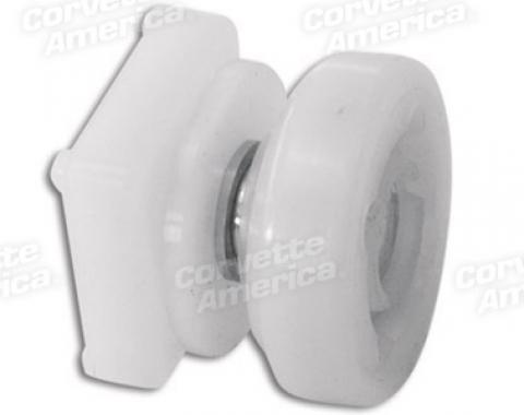 Corvette Window Rear Slide Roller, 1968-1982