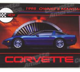 Corvette Owners Manual, 1995