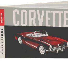 Corvette Owners Manual, 1956