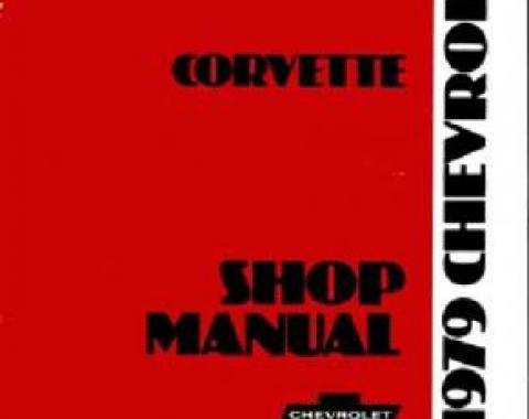 Corvette Service Manual, 1979