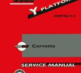 Corvette Service Manual, 1996