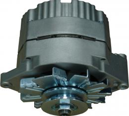 Proform Alternator-100 AMP, GM Style 1-Wire Style, Natural Finish, 100% New 66434