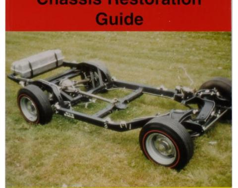 Corvette Chassis Restoration Guide, 1953-1972