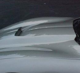 Premier Quality Products, Hood, High Rise| 45354Q Corvette 1997-2004