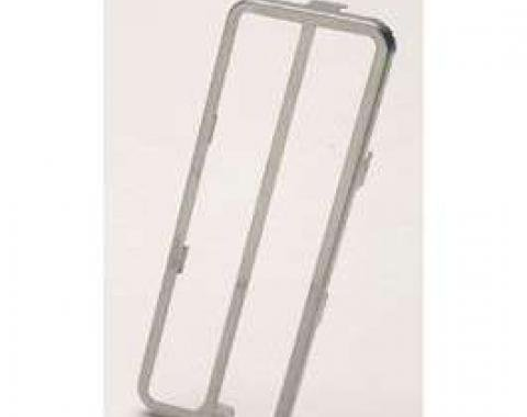 El Camino Gas Pedal Trim, Stainless Steel, 1968-1972