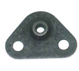 Corvette Roof Hold Down Plate, Front, Late 1989-1996