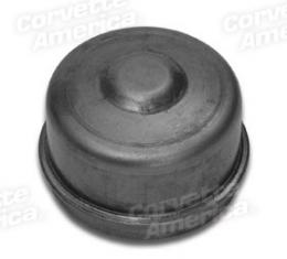 Corvette Front Wheel Bearing Cap, With Dimple, 1963-1968