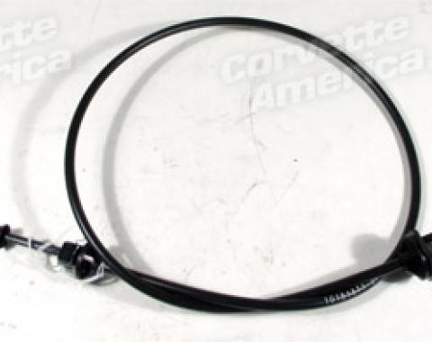 Corvette Accelerator Cable, 1984
