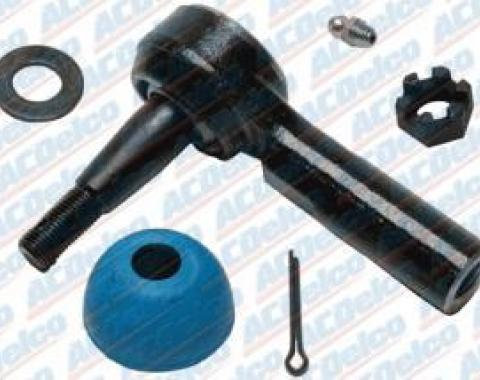 Corvette Tie Rod End, Outer 2 Required, AC Delco, 1984-1996
