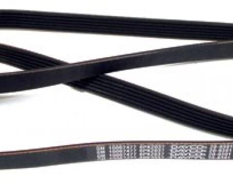 Corvette V- Belt, Serpentine Engine Drive ZR1, 1990-1995