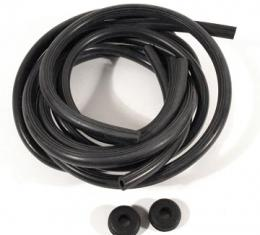 Corvette Washer Hose Set, without Air Conditioning, 1968