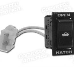 Corvette Hatch Glass Release Switch, 2 Required, USED 1984-1985