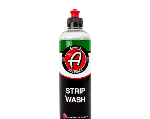 Adams Strip Wash, 16 Ounce