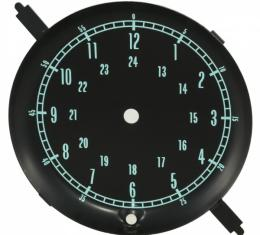 Corvette Clock Face, 1965-1967