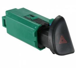 Corvette Hazard Switch & Turn Signal Flasher With Button, 1997-2004
