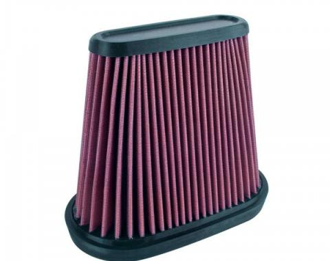 Corvette Stingray AIRAID® Performance Air Filter, With Oiled Filter Media, 2014-2017