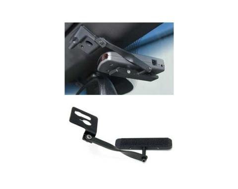 Premier Quality Products, Radar Detector Bracket, Billet Aluminum| RDB05-10 Corvette 2005-2013