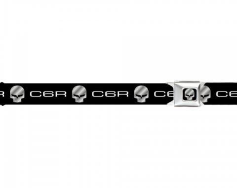 Corvette Seat Belt Belts, Jake's Logo