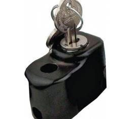 Max Performance Spare Tire Lock & Original Keys, Concours Correct| PYST64 Corvette 1964-1966