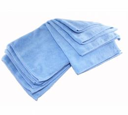 Chadwick's Micro Fibre Towels, 4-Pack