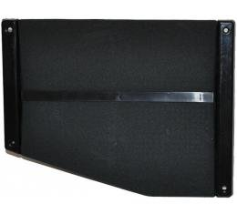 Corvette Speaker Grille, Right, Rear, Coupe, 1984-1987