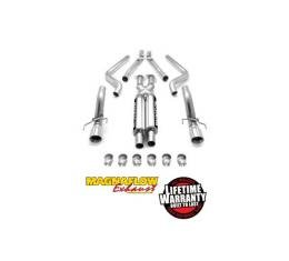 Corvette Magnapack Exhaust System, MagnaFlow, 2005-2009