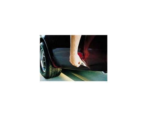 Corvette Paint Protectors, Cleartastic Invisible, 1974-1982