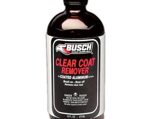 Busch Clear Coat Remover