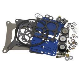 Corvette Carburetor Rebuild Kit, Major, For Cars With Holley, 1968-1969