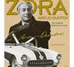 Zora Arkus Duntov: The Legend Behind Corvette