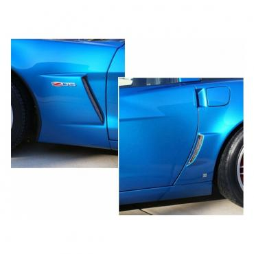 Corvette Paint Protector Set, Cleartastic, Z06/Grand Sport, 2006-2013