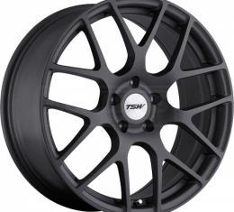 "Corvette Wheel, Nurburgring, 20x10.5""', Gun Metal, One Piece Wheel, Rear Only, 1984-2017"