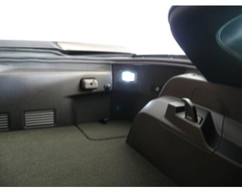 Corvette Rear Hatch and License Plate LED Kit, 2014-2017