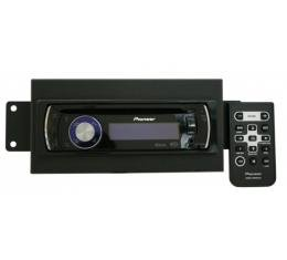Corvette AM/FM Stereo, With CD & Bose, Pioneer, 1984-1989