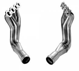 "Corvette Kooks 1 7/8"" x 3"" Stainless Long Tube Headers, 2014-2017"