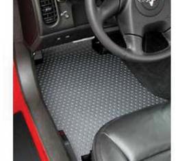 Lloyd Mats, Rubbertite Floor Mats, Ivory| 154005804 Corvette 2005-2007Early