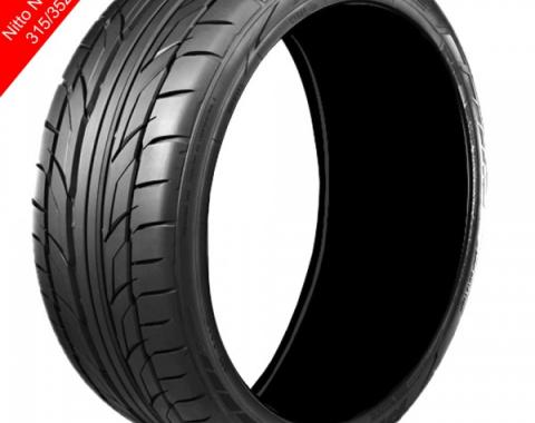 Corvette ZR1 Tire, Nitto NT555 G2, P315/35ZR17, 1990-1995