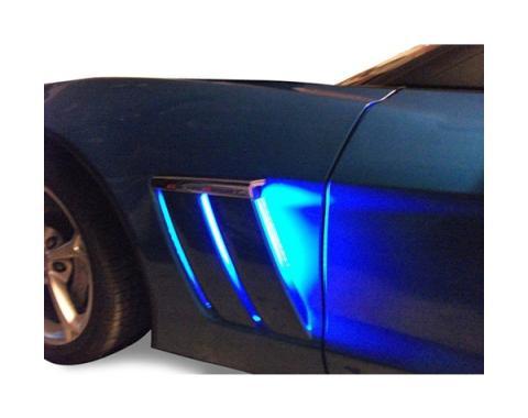 Corvette Grand Sport Fender Cove Superbright LED Kit, 2005-2013