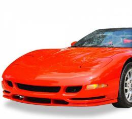Corvette Tiger Shark Front Fascia, Urethane Primer, 1997-2004