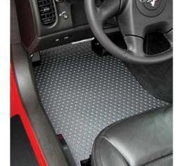 Lloyd Mats, Rubbertite Floor Mats, Clear  154005114 Corvette 2005-2007Early