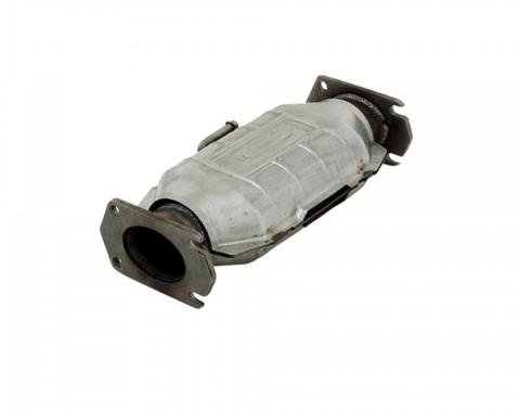 Flowmaster Catalytic Converter, Stainless| 2010035 Corvette 1982-1985