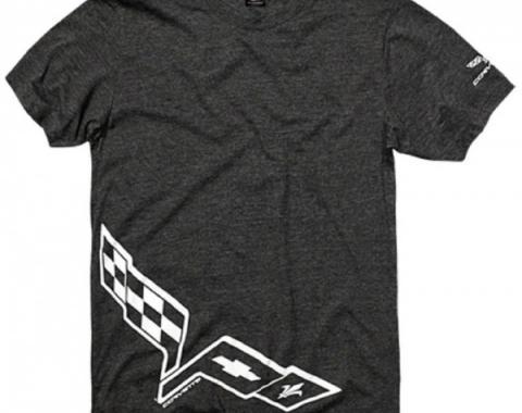 T-Shirt, C6 Wrap Logo