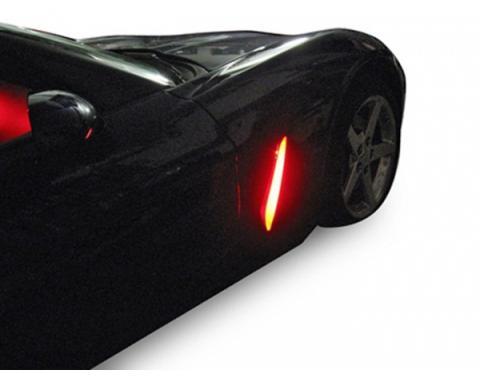 Corvette Fender Cove Superbright LED Kit, 2005-2013