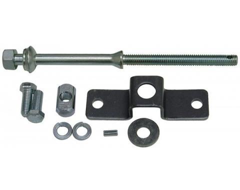 Corvette Spare Tire Rear Lock Bolt Kit, 1978-1982