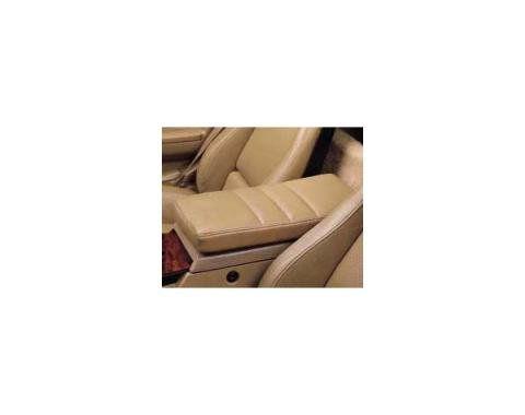 Corvette America 1984-1989 Chevrolet Corvette Center Armrest Leather