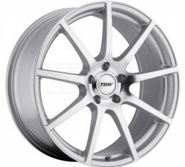 Corvette Wheel, Interlagos, 20x10.5'' Silver, One Piece Wheel, Rear Only, 1984-2017