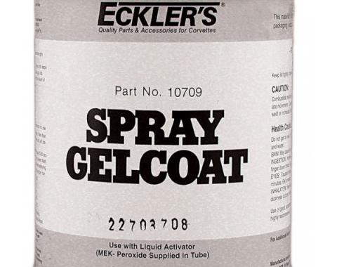 Spray Gelcoat Quart