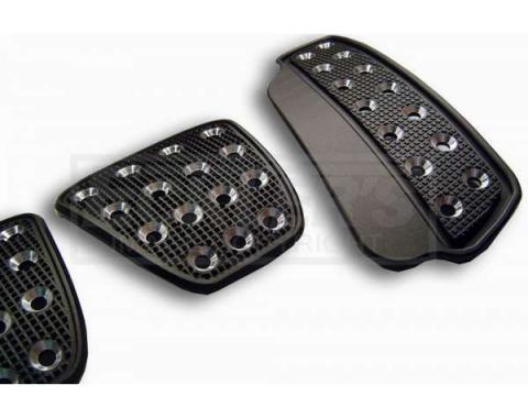 Corvette Racing Pedals Kit, Automatic, 2014-2017