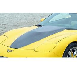 Corvette - RK Sport, RK5 Supercharger Hood, With Carbon Fiber Blister, 1997-2004