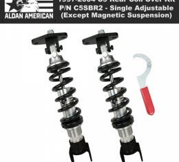 Aldan Phantom Series Single Adjustable Rear Coil Over Kit | C5SBR2 Corvette 1997-2004